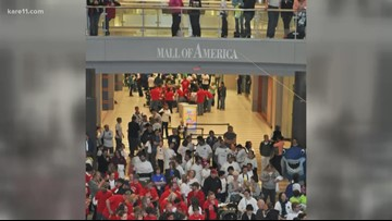 Thousands to walk at MOA to raise support and funds for Fraser