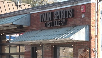 Women Crushing it Wednesday: Twin Spirits Distillery