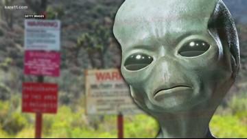 Verify: 'Storm Area 51' Facebook event
