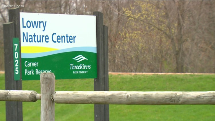 A look at the Lowry Nature Center
