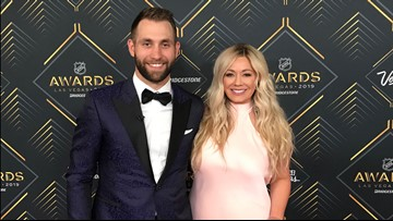 Jason Zucker wins NHL's humanitarian award