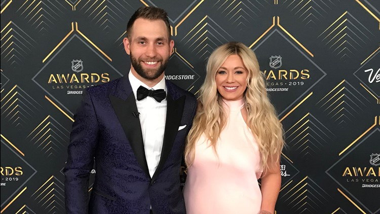 Wild S Jason Zucker Wins Nhl S Humanitarian Award Kare11 Com