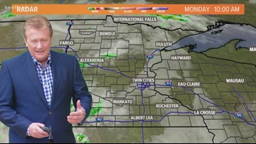 Midday weather 6-17-2019