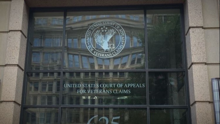 U.S. Court of Appeals for Veterans Claims in Washington, D.C.