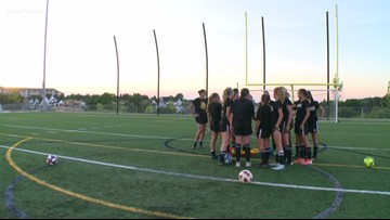 'It's extremely rare': MN girls soccer team heads to nationals
