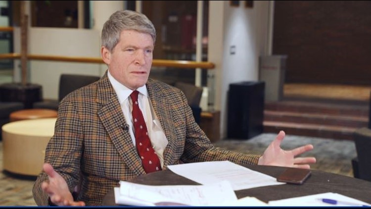Prof. Richard Painter.