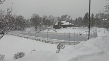 Explore the winter wonder of pond hockey