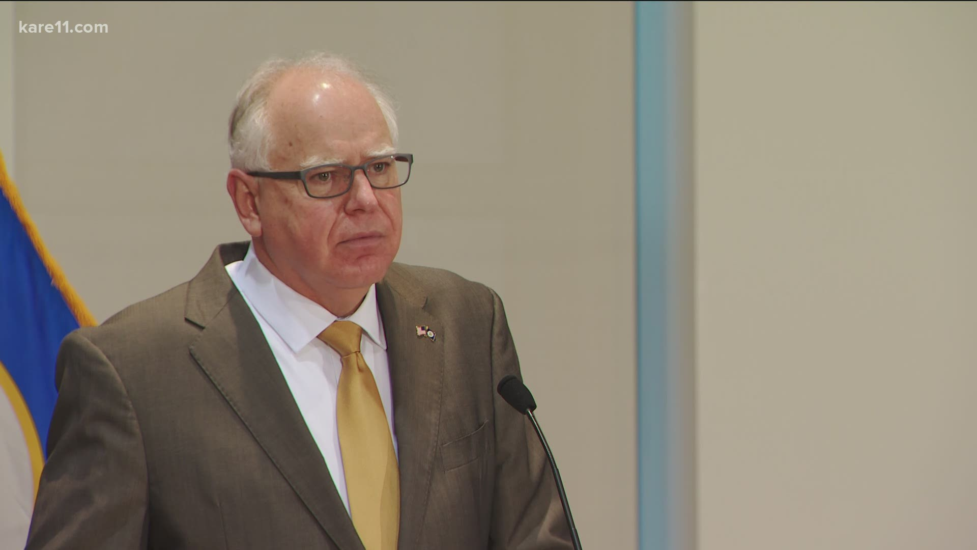 Walz To Announce Minnesota Covid 19 Dial Back Measures Tuesday Kare11 Com