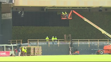 Grow with KARE:  Target Field Living Wall