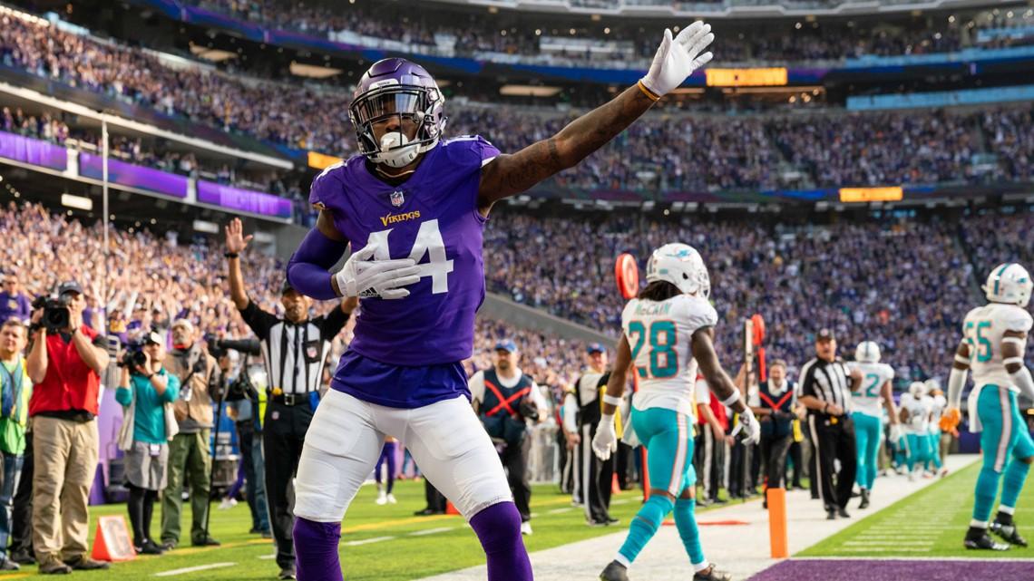 Vikings vs. Dolphins 12-16-18