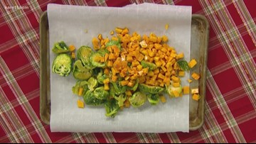 RECIPE: Bel's brussel sprouts
