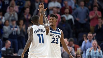Report: Jimmy Butler asks Wolves to trade him