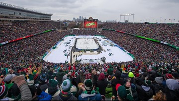 Finally, Wild relish chance to host Winter Classic