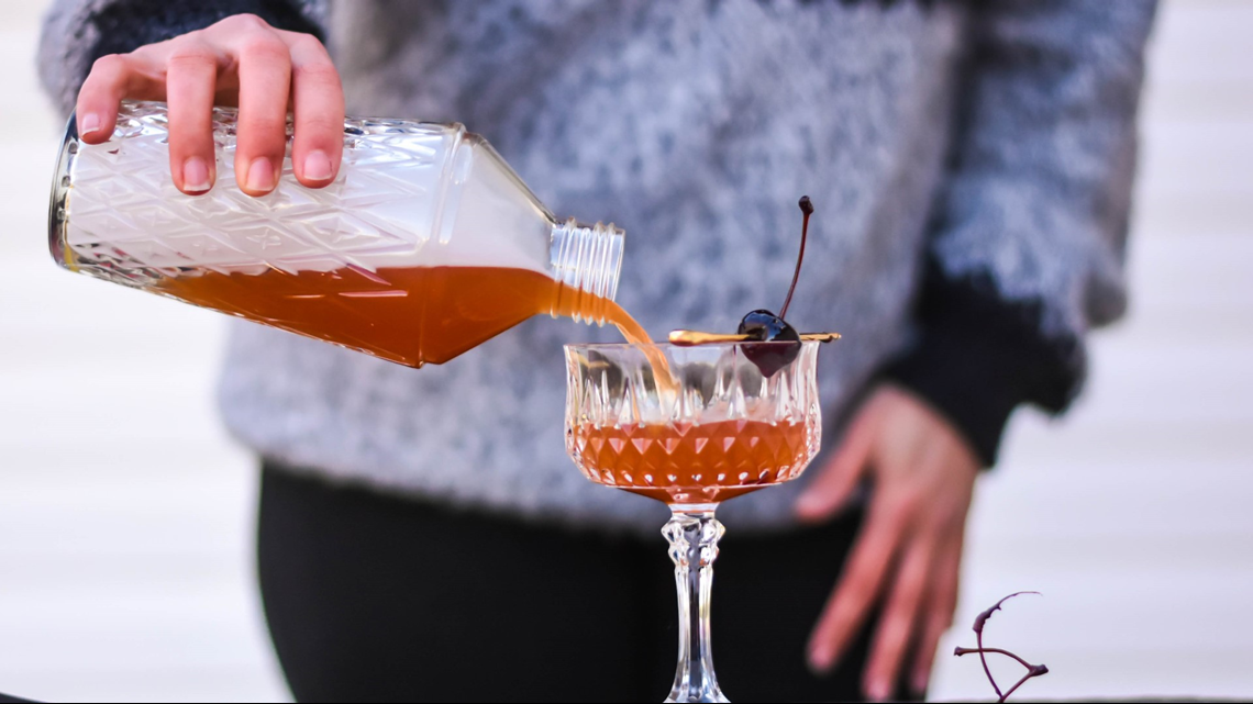 Crooked Water Spirits cocktail recipes