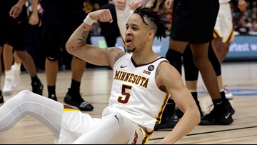 Coffey to enter NBA draft, done with Gopher hoops