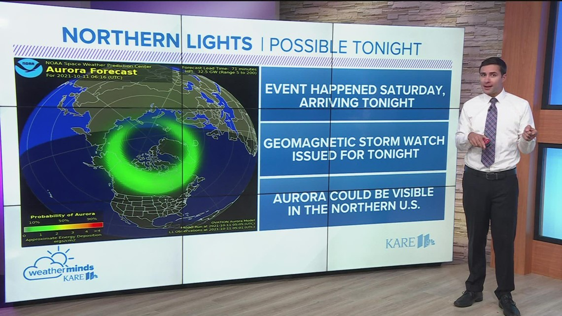 WeatherMinds: Northern lights