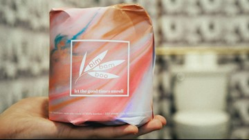 Minneapolis company creates toilet paper for women's health
