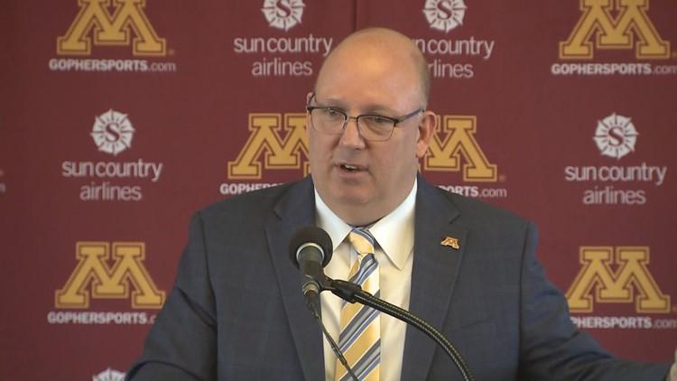 Gophers announce Bob Motzko as new men's hockey head coach