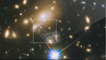 New distant star discovered by U of M researchers