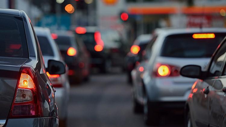 LIVE: Traffic map