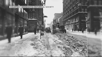 A repeat of the weather from 1936?