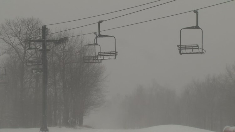 Snowboarder fatality on hill at Spirit Mountain in Duluth