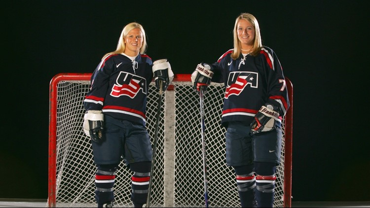McNiff's Riffs reprise: MN's best female hockey player ever-A sisterhood story