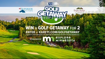 The KARE 11 Golf Getaway Sweepstakes