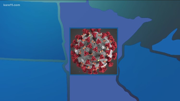 MDH reports COVID-19 outbreaks in new counties as case numbers trend up