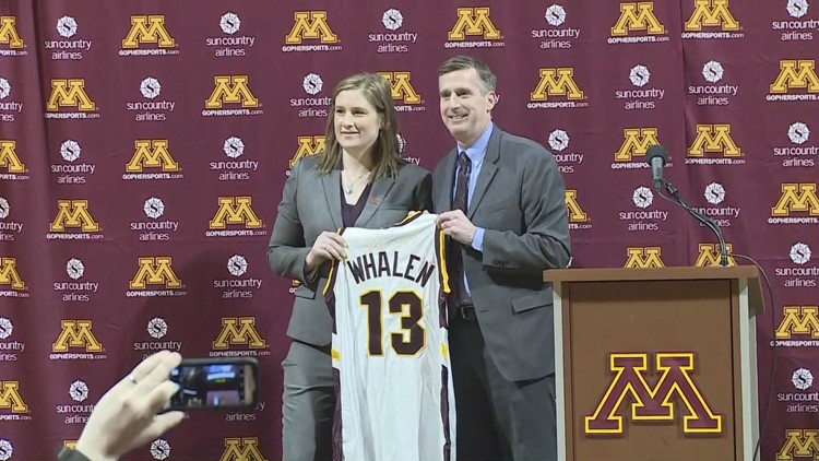 Tim McNiff expects big things from Lindsay Whalen in her new role as U of M women's basketball coach. That, weather and the Twins, and a former Gopher grappler making a splash in the world of MMA: It's in the latest edition of McNiff's Riffs.