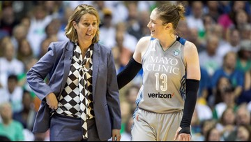 Lindsay Whalen to retire from WNBA