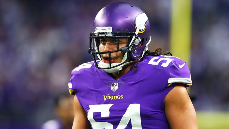 Vikings LB Kendricks signs five-year, $50M contract