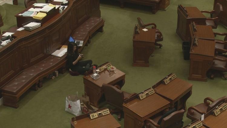 State Rep. Erin Maye Quade Ends Her Gun Legislation Sit