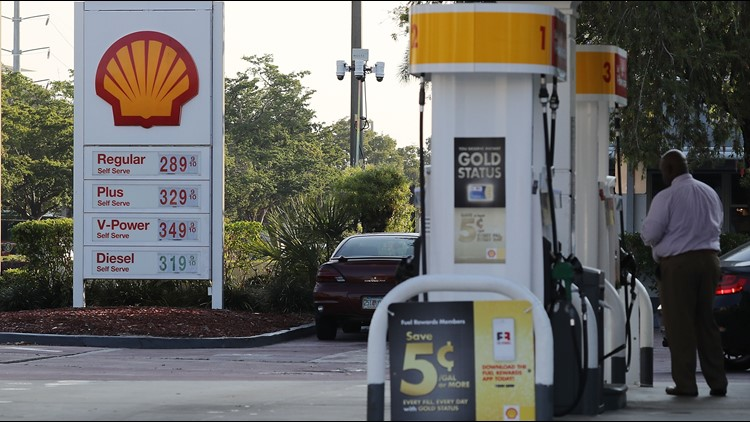 RI gas prices climb another 7 cents