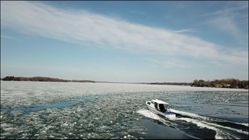 Guess the ice-out date on Lake Minnetonka
