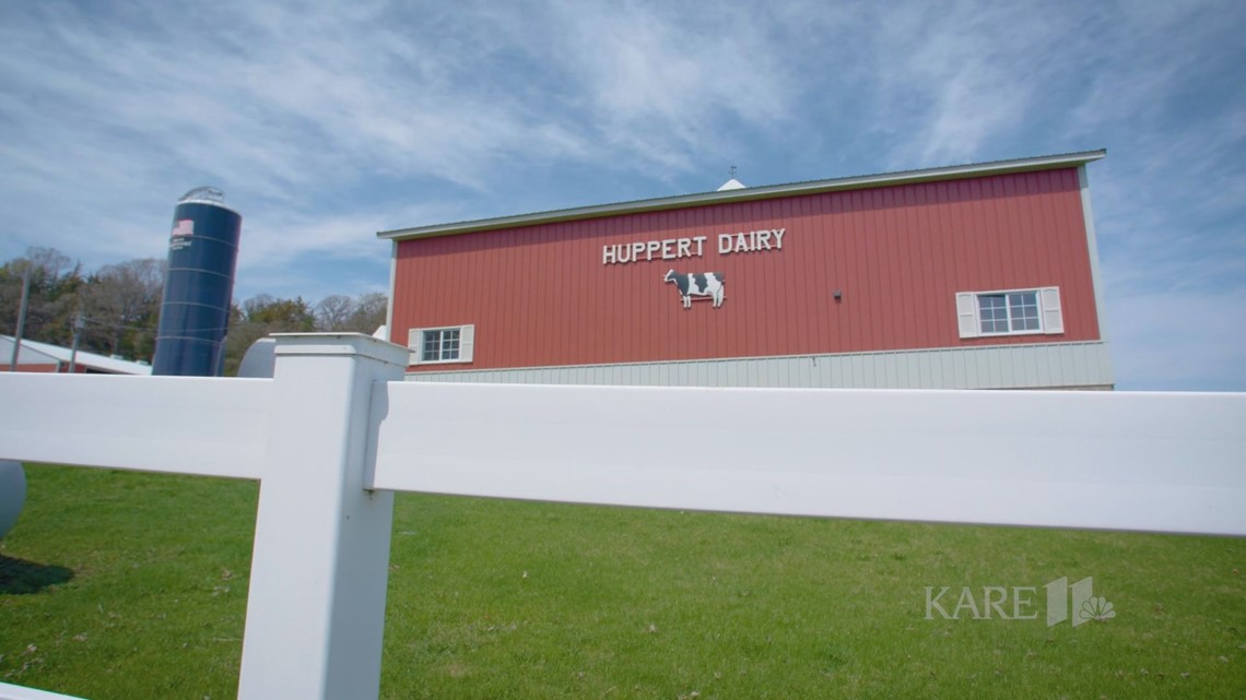 Huppert Dairy among hundreds selling out | kare11 com