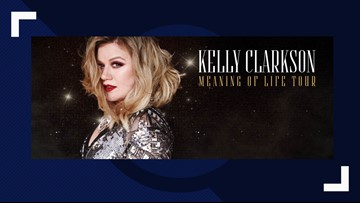 Enter for a chance to win Kelly Clarkson tickets