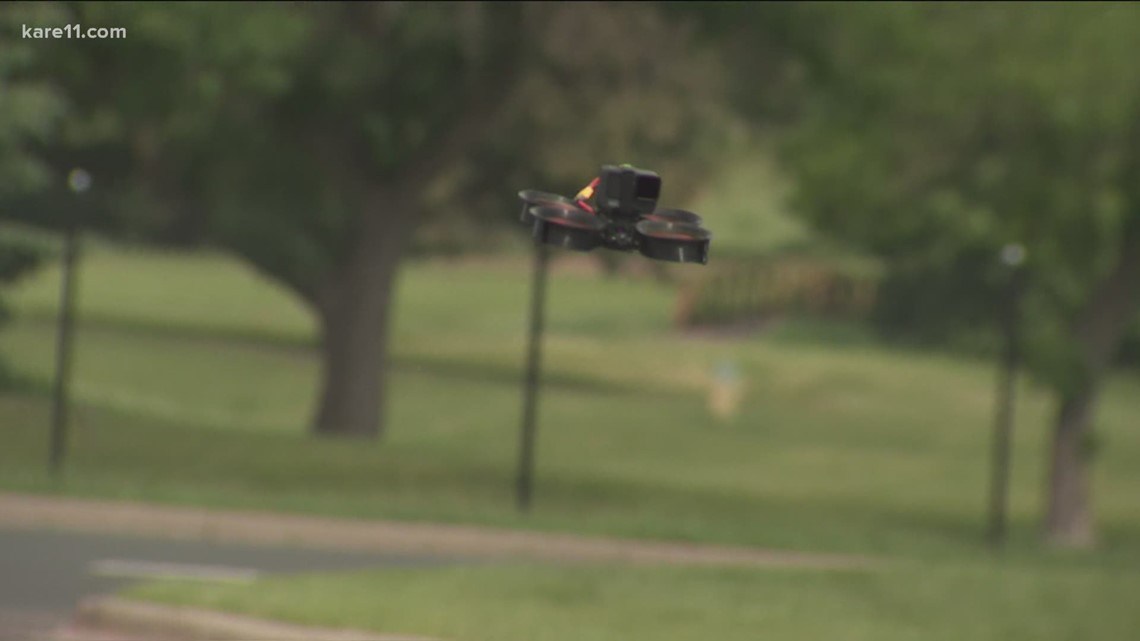First national high school drone racing championships to be held this weekend at MOA