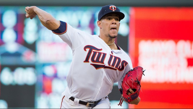 The Twins beat the Cardinals at Target Field Tuesday night.