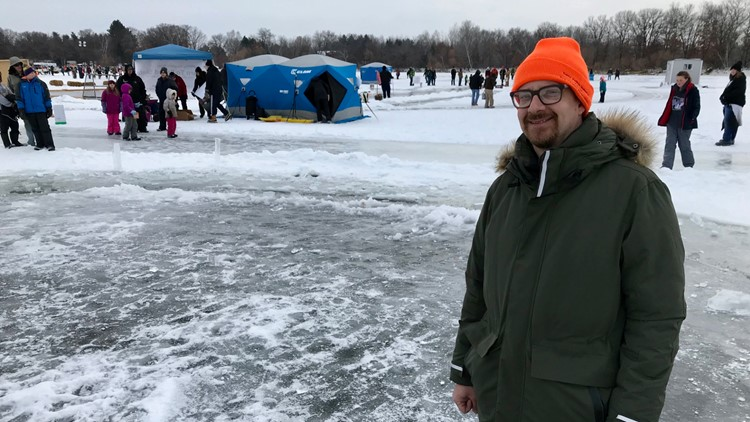 Janne Käpylehto of Finland renewed interest in ice carousels with a YouTube post two years ago.
