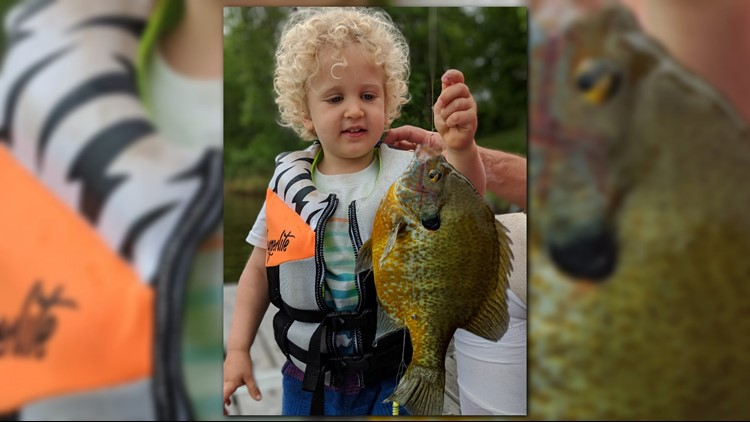Share your catch photos with KARE 11