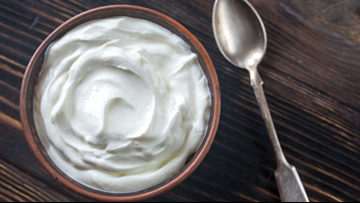 Amped Up: Swap in Greek yogurt for a healthy twist