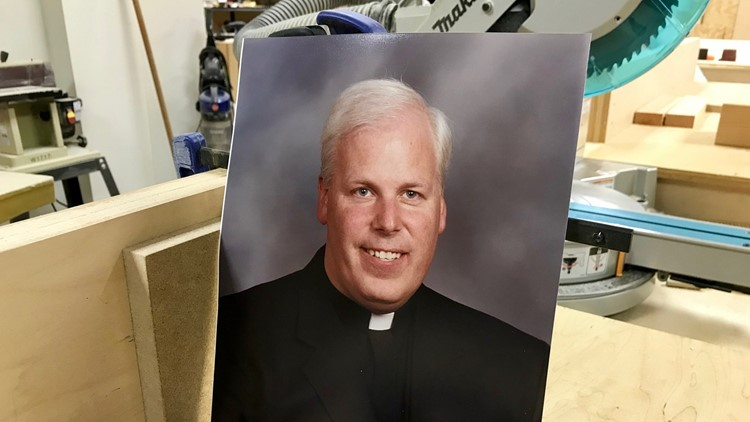 Mark Coen served for two decades as a Catholic priest