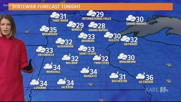 Midday weather 11-19-2019