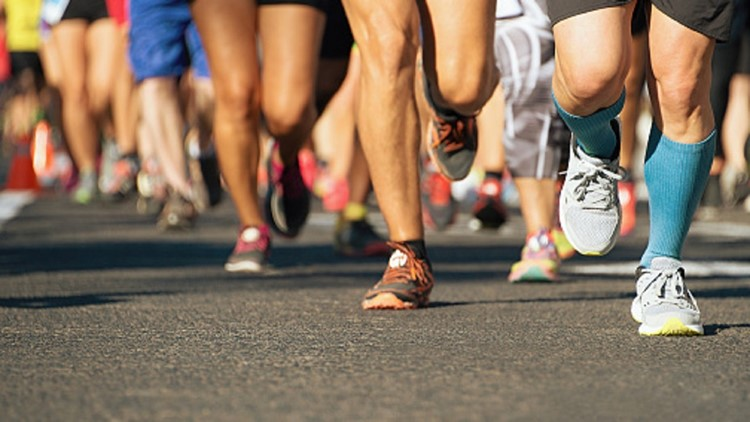 Race registrants have the option to run one of two shorter distances.