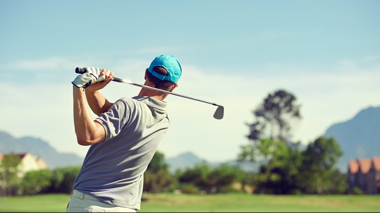 The lower back is usually the most common place golfers experience pain.