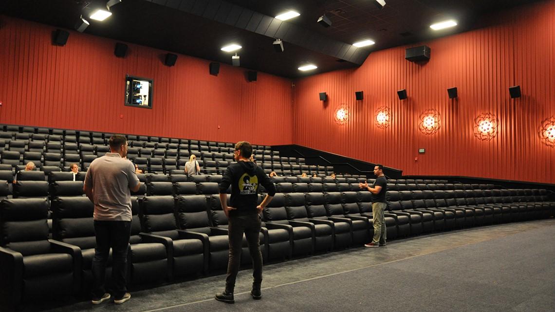 Food And Drink: PHOTOS: Alamo Drafthouse Cinema In Woodbury