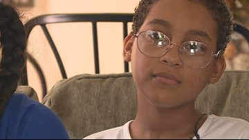 11-year-old recovering after being hit by driver in May