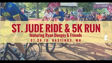 St Jude Ride and 5K