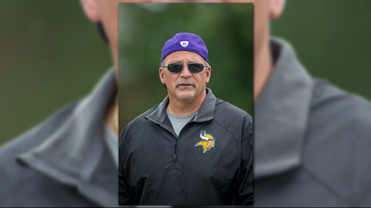 Vikings offensive line coach Tony Sparano dies at age 56